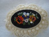MICRO MOSAIC BROOCHES AND PINS  - 19TH CENTURY TO CONTEMPORARY  -   CLICK HERE TO BROWSE